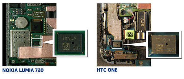 HTC микрофон HDR