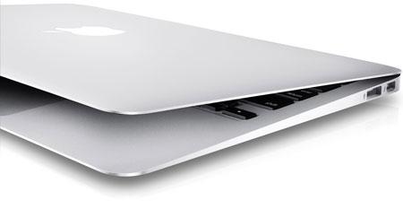 В этом году MacBook Air составят 39% общего объема поставок ультратонких ноутбуков