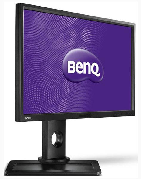 В Европе начинаются продажи мониторов BenQ BL2410PT