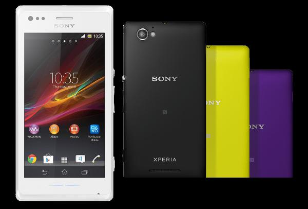 В Германии уже можно оформить предзаказ на смартфон Sony Xperia M