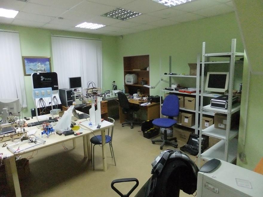 В гостях у MakeItLab, первого хакспейса Екатеринбурга
