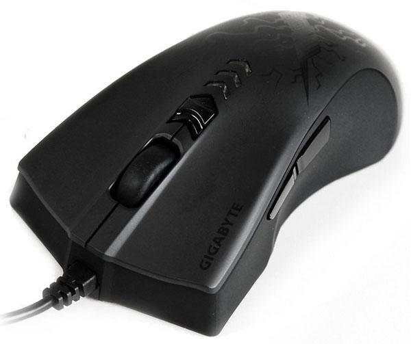 В игровой мыши Gigabyte Force M7 Thor используется лазерный датчик