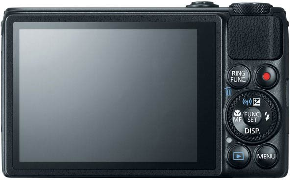 Первые шесть снимков серии камера Canon PowerShot S120 снимает со скоростью 12,1 к/с