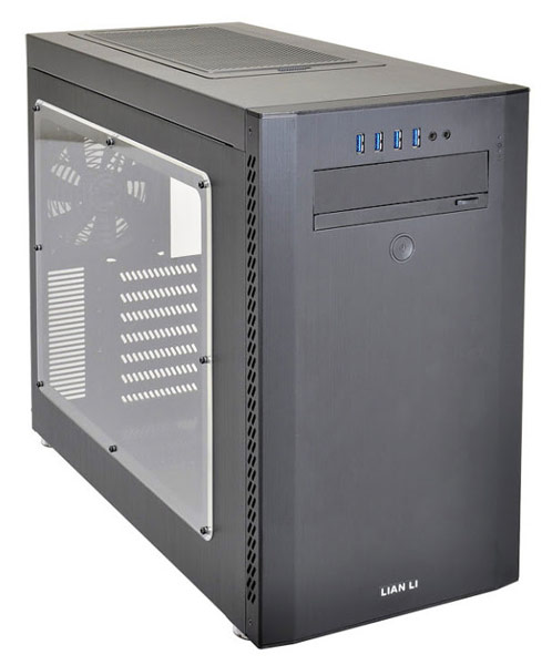 Собирая систему в корпусе PC-A51, можно использовать процессорные охладители высотой до 175 мм