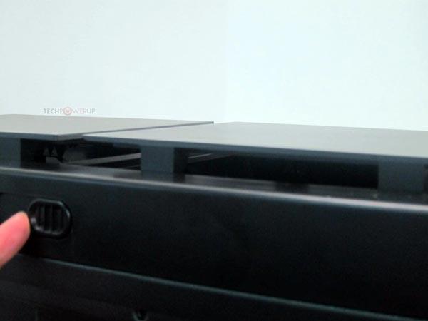 Корпус для ПК Nanoxia Deep Silence 6 рассчитан на 14 накопителей