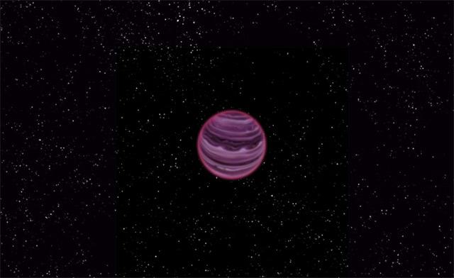 В космосе обнаружили странную одинокую планету без звезды