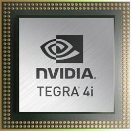 Основой Tegra 4i является четырехъядерный CPU на ядре ARM R4 Cortex-A9