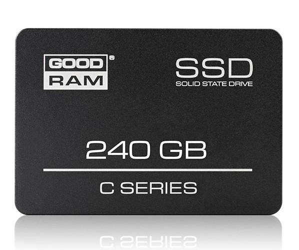 Твердотельные накопители Goodram C в режиме чтения развивают скорость до 520 МБ/с