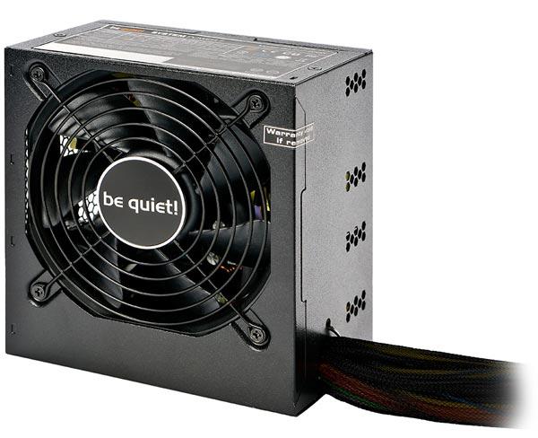 Блоки питания Be Quiet! System Power S7 мощностью 450 Вт и более имеют сертификат 80 PLUS Silver