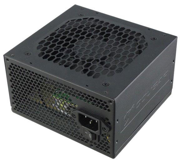 Между собой блоки питания Cougar SL 400, SL 500 и SL 600 различаются мощностью и набором кабелей