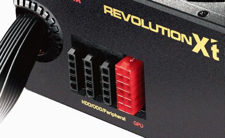 Ассортимент Enermax пополнила серия БП Revolution X't