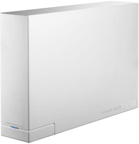 Накопители I-O Data HDCL UT доступны в двух вариантах внешнего оформления