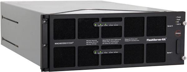 Серверы FlashServer HA представляют собой высоконадежную и сбалансированную платформу для виртаулизированных нагрузок