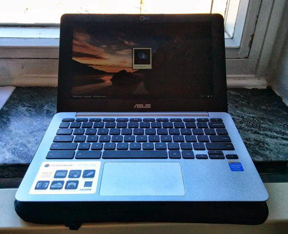 Стали известны цены мобильных ПК Asus C200 Chromebook и Asus C300 Chromebook