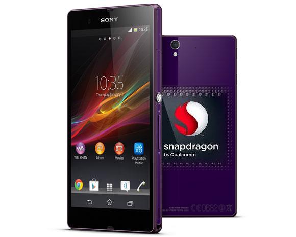 Sony Xperia Z получит SoC Qualcomm Snapdragon 800