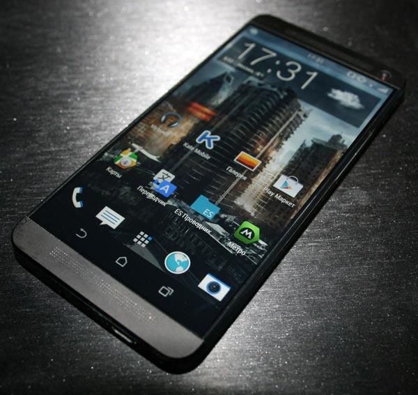 По предварительным данным, основой HTC One+ будет однокристальная система Snapdragon 800