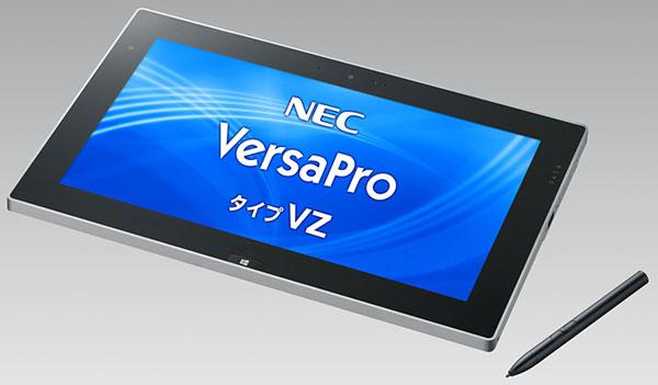 NEC VersaPro VZ образца 2013 года