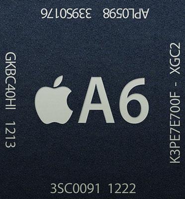 В смартфоне iPhone 5 стоит двухъядерный процессор ARM Cortex-A15