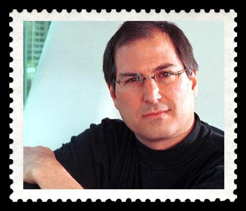По имеющимся данным, макет марки с изображением Стива Джобса уже находится в стадии разработки