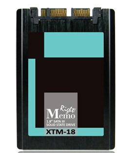 В серию Memoright XTM вошли SSD типоразмера 1,8 и 2,5 дюйма объемом 128, 256 и 512 ГБ