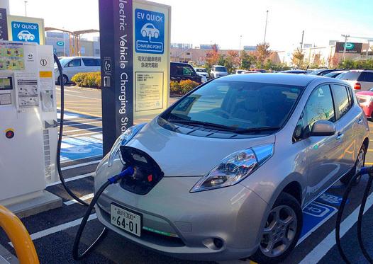 В Японии построили хранилище энергии из использованных аккумуляторов электромобилей
