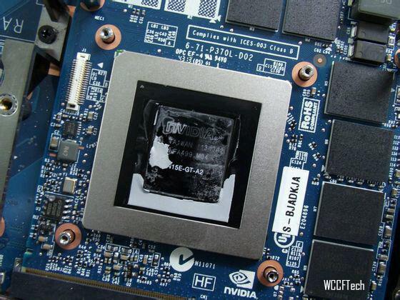 GeForce GTX 870M Maxwell