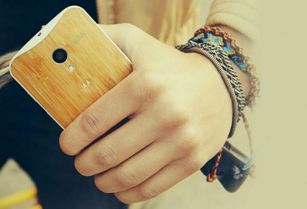 Смартфон Moto X собирается в США