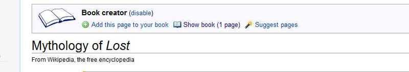 Википедия дала возможность эскпортировать статьи в PDF и EPUB