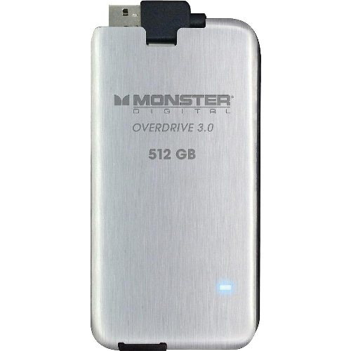 Monster Digital Overdrive 3.0
