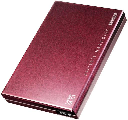 В серию I-O Data HDPC-UT вошли внешние накопители объемом 500 ГБ и 1 ТБ