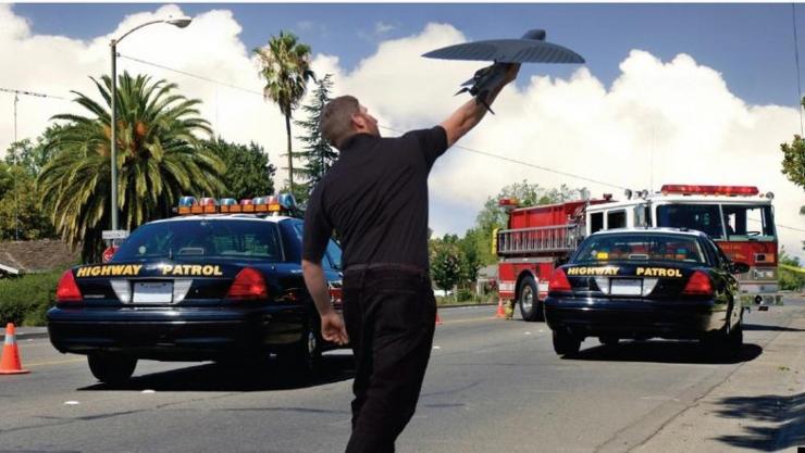 Во Флориде собираются использовать беспилотники для борьбы с москитами