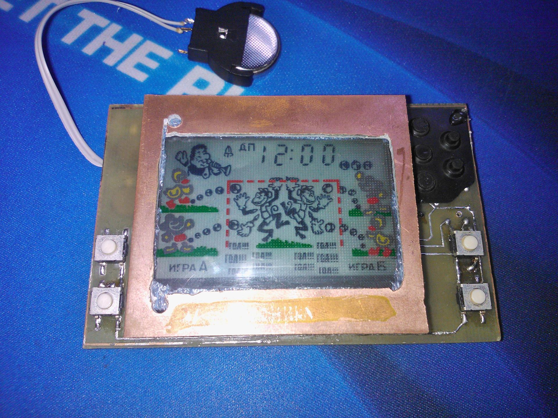 Восстановление Электроники ИМ 22