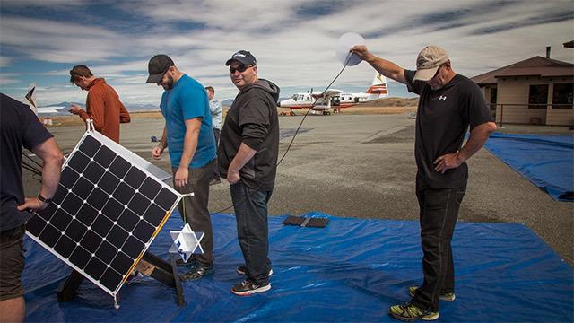 Воздушный шар Google Loon обогнул Землю за рекордные 22 дня