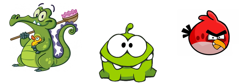 Все самое главное для очередного «убийцы Angry Birds»