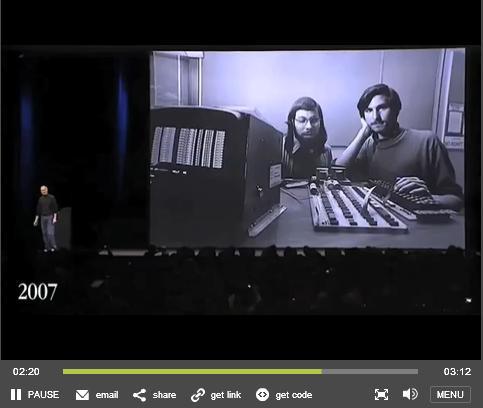 Все самые знаменитые видеоматериалы со Стивом Джобсом на русском языке
