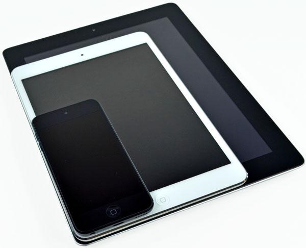 Вскрытие показало: дисплеи для планшетов Apple iPad mini поставляет Samsung