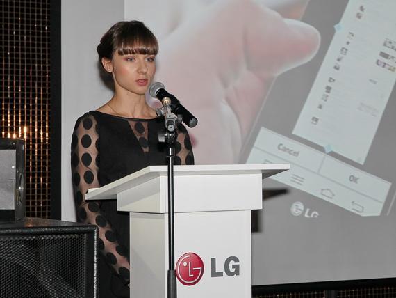 Встреча iXBT.com с компанией LG — говорим о новом смартфоне LG G3