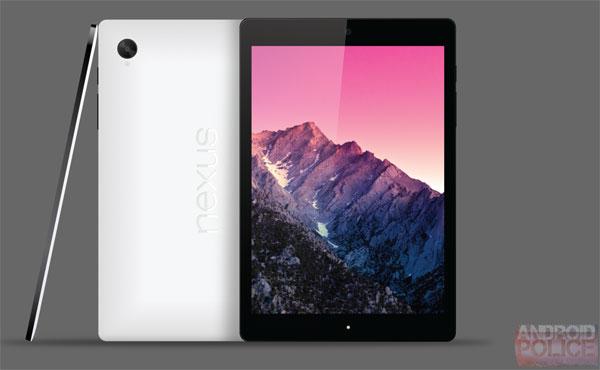 HTC Volantis, он же (вероятно) Google Nexus 9