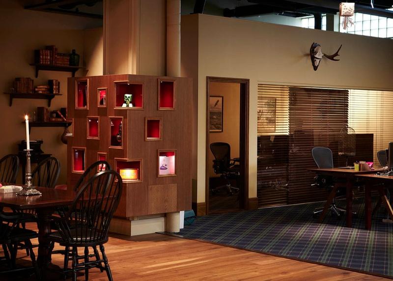Вы не поверите, насколько прекрасный офис у Нотча