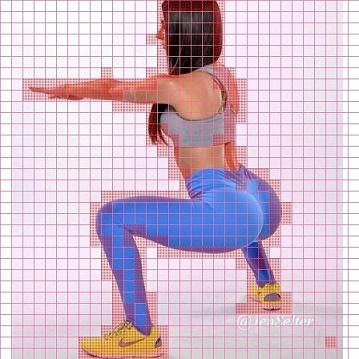 Вычисление фрактальной размерности Минковского для плоского изображения
