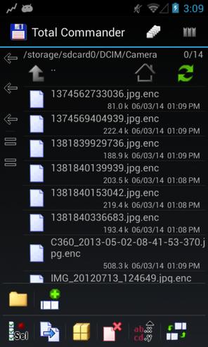 Вымогатель для Android шифрует файлы на устройстве