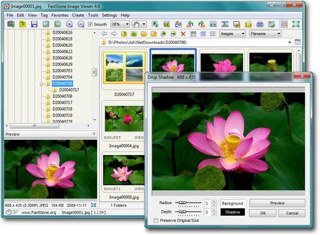 Вышел FastStone Image Viewer 4.7