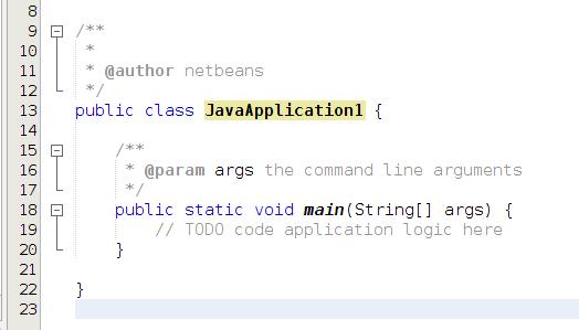 Вышел NetBeans IDE 8.0 Beta