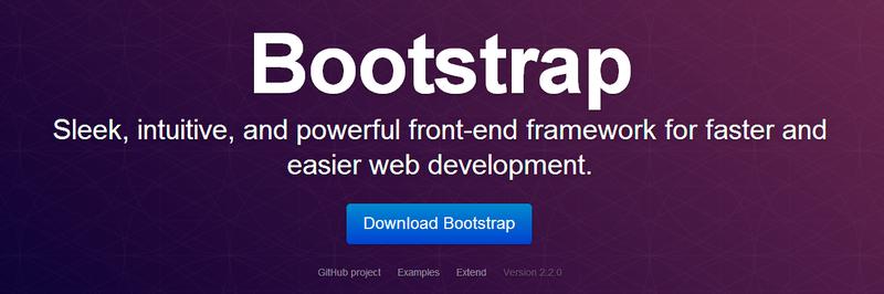 Вышел Twitter Bootstrap 2.2.0