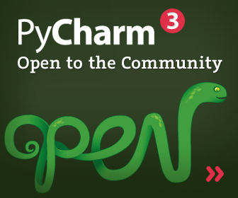 PyCharm3 Opens To The Community