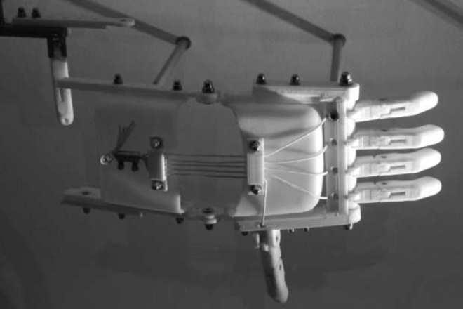 Выставка в Лондонском музее науки «3D: печать будущего»