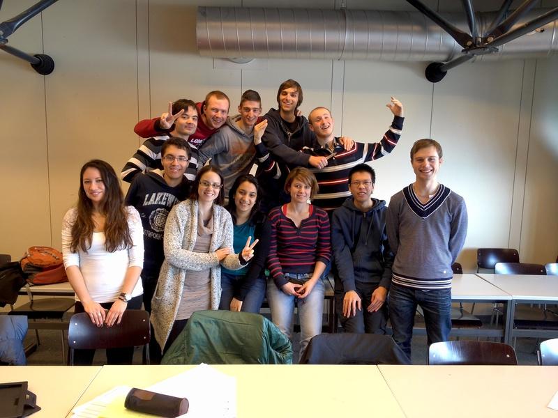 Взгляд изнутри: аспирантура в EPFL. Часть 1