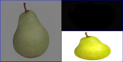 Яблоко или груша?