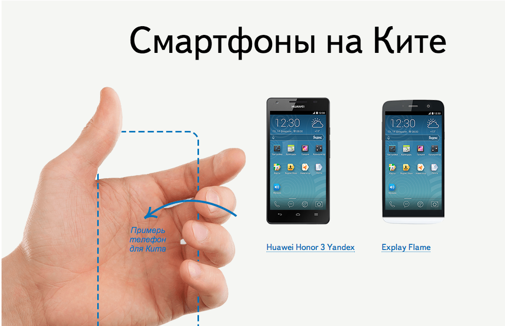 Яндекс анонсировала собственную прошивку Android