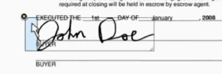 Юридически законная подпись документов, не выходя из Gmail